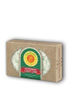 Sunfeather - Bar Soap Peppermint Candy Cane - 4.3 oz.