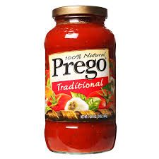 Prego® Italian Sauce 100% Natural Traditional
