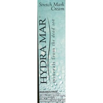 Hydra Mar Stretch Mark Cream, Paraben-free, 4 oz