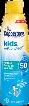 Coppertone Kids Wet'n Clear Sunscreen Spray
