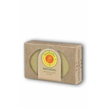 Patchouli Soap Sunfeather 4.3 oz Bar Soap