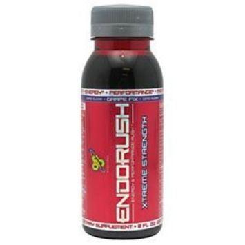 BSN Endorush Xtreme Grape Fix 12ea