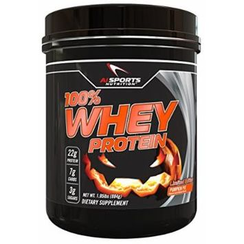 100% WHEY PROTEIN (PUMKIN PIE) LIMITED EDITION