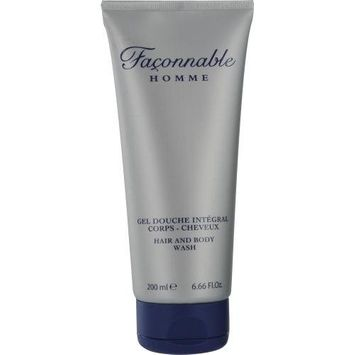 FACONNABLE HOMME by Faconnable HAIR AND BODY WASH 6.7 OZ