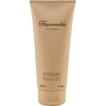 Faconnable Femme By Faconnable For Women. Shower Gel 6.6-Ounces