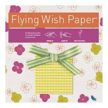Flying Wish Paper Gift Box Small