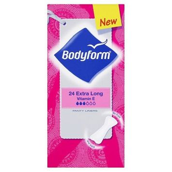 Bodyform Extra Long Dry Liners