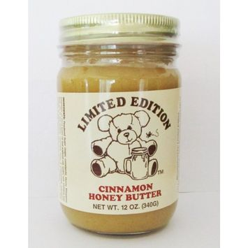 Limited Edition Cinnamon Honey Butter - 12 Ounce