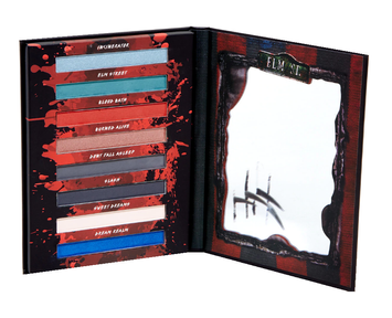 HOT TOPIC® Nightmare On Elm Street Never Sleep Eyeshadow Pallete