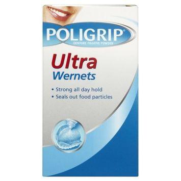 Wernets Polygrip Ultra Denture Fixative Powder 40g