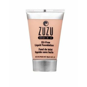 Zuzu Luxe Natural Foundation Oil-free Liquid L-4 Light To Ivory Skin