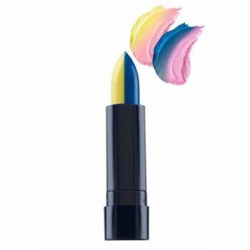 Fran Wilson MOODMATCHER Split Stick Lip Color - Dark Blue/Yellow