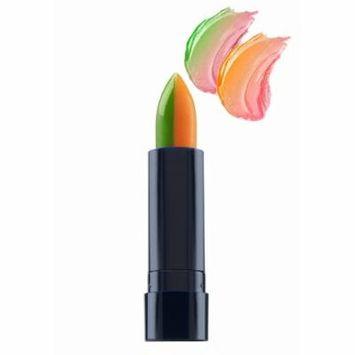 (3 Pack) Fran Wilson MOODMATCHER Split Stick Lip Color - Green/Orange