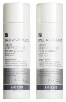 Paula's Choice Skin Perfecting 2% Bha Liquid Exfoliant Duo
