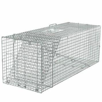 Live Animal Trap Catch Large Pests 31X11X13 Skunk Fox Rabbit Raccoon Dog Cat
