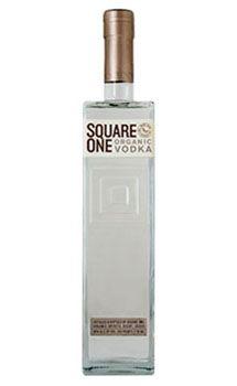 Square One Rye Organic Vodka