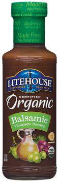 Litehouse Organic Balsamic Dressing