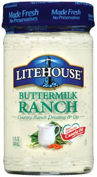 Litehouse Country Buttermilk Ranch Dressing & Dip