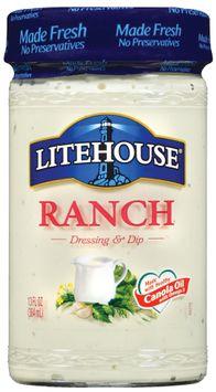 Litehouse Ranch Dressing & Dip