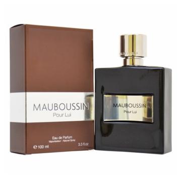 Mauboussin Pour Lui Eau de Parfum Spray, 3.3 fl oz