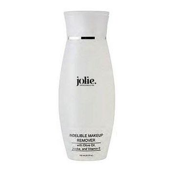 Jolie Cosmetics Indelible (Waterproof) Makeup Remover 6.5 oz. - Super Gentle