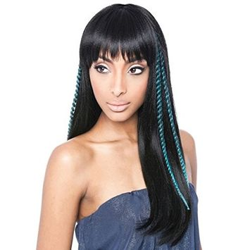 NW18 (SMP1B/GARNET) - Mane Concept ISIS Red Carpet Nominee Synthetic Full Wig