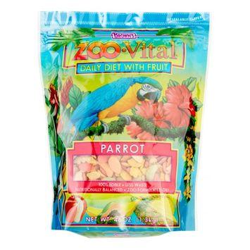 Fm Browns Seed Fm Browns BBN44627 Zoo Vital Lrg Parrot Pelleted Diet 46oz - 6 Piece