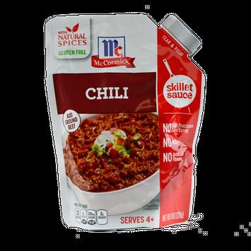McCormick® Chili Skillet Sauce