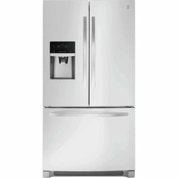Kenmore 27 cu. ft. French Door Refrigerator Stainless Steel - FRIGIDAIRE COMPANY