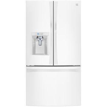 Kenmore Elite 30 cu. ft. French Door Bottom Freezer Refrigerator - LG ELECTRONICS U.S.A, INC.
