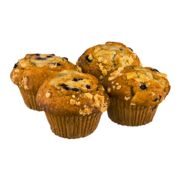 Jonathan Lord Blueberry Muffin - 4 CT