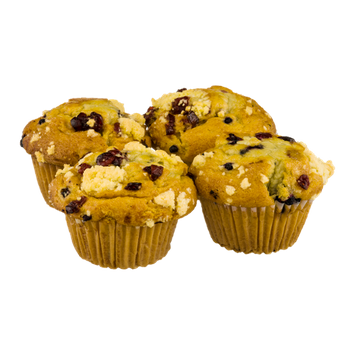 Jonathan Lord Mixed Berry Muffin - 4 CT