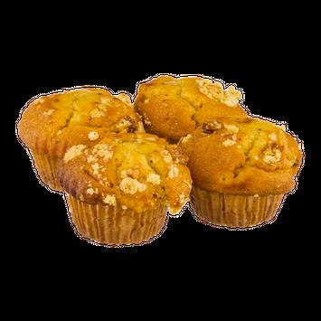 Jonathan Lord Banana Nut Muffin - 4 CT