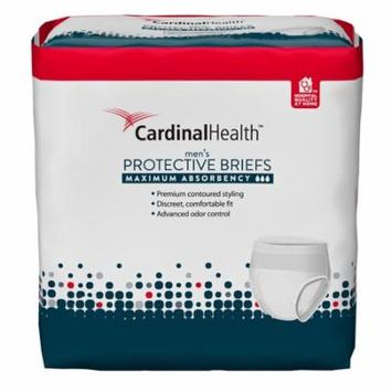 Cardinal maximum absorbency flexright protective underwear for men, small/medium, 32 - 44