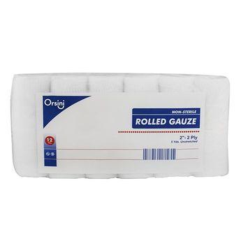 Orsini Cotton Gauze Bandage Rolls, 2