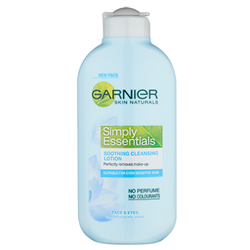 Garnier Skin Naturals Simply Essentials Soothing Cleansing Lotion