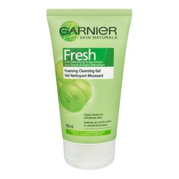 Garnier Skin Naturals Fresh Foaming Cleansing Gel
