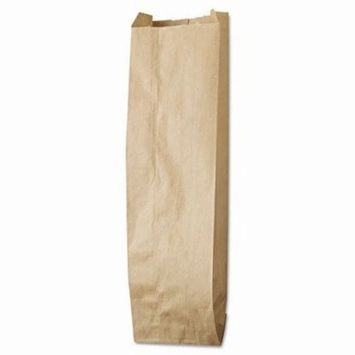 General Paper Bag, 35-Pound Base Weight, Brown Kraft, 500 Bags (BAGLQQUART500)