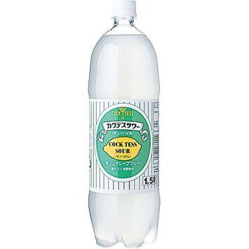 1500mlX8 this Kimura beverage Kakutesu lemon and grapefruit sour