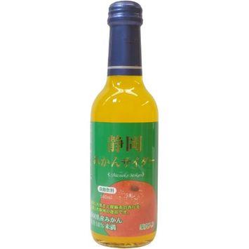 240mlX20 this Kimura beverage Shizuoka mandarin cider
