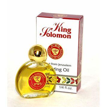 King solomon Anointing Oil 7.5 ml - 1/4oz From The Holyland Jerusalem