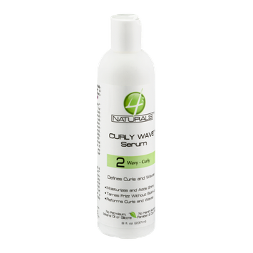 4 Naturals Curly Wave Serum 2 Wavy - Curly