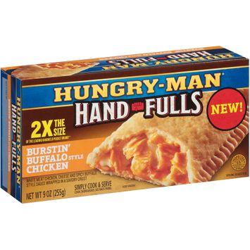 Hungry-Man® Hand-Fulls Burstin' Buffalo Style Chicken Frozen Sandwich
