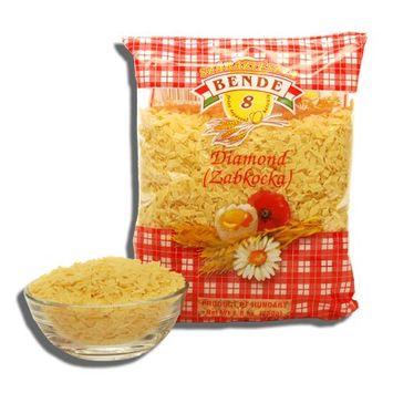 Small Square Noodle Flakes Diamond (Bende or kelemen) 8.8oz (250g)