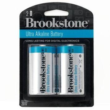Ultra Alkaline D Batteries (2-Pack)