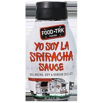 Fischer & Wieser 287977 10 oz Yo Soy La Sriracha Sauce Pack of 6
