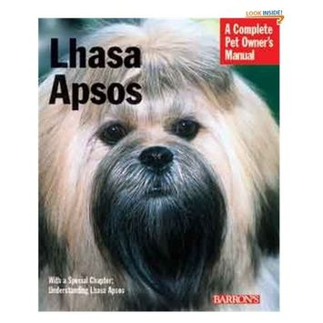 Barron Publishing Lhasa Apsos (Complete Pet Owner's Manual)