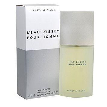 L'eau D'issey by Issey Miyake for Men - Eau De Toilette Spray 2.5 Oz
