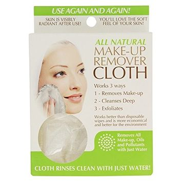 Wonder - Wonder Cloth All-Natural Make-Up Remover