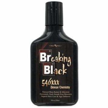 Hoss Sauce Breaking Black Tanning Lotion with Bronzers